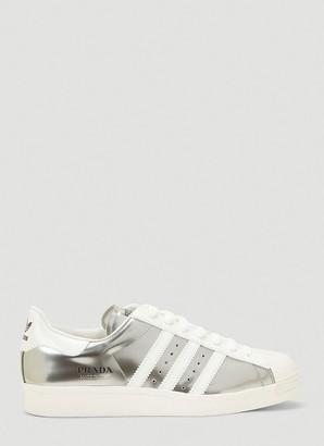 adidas X Prada Superstar Sneakers