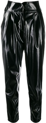 Laneus High Waisted Trousers