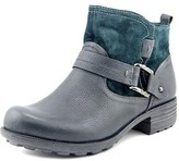 Earth Origins Paris Round Toe Leather Ankle Boot.