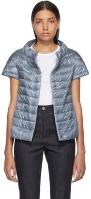 Herno Blue Down Emilia Jacket