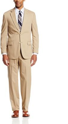 Palm Beach Men's Boone 2 Button Center Vent Suit
