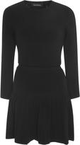 Tabula Rasa Nyx Pleated Drop Waist Dress