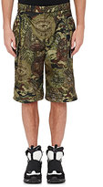 Givenchy Men's Camouflage- & Money-Print Shorts