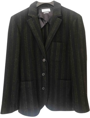 Etoile Isabel Marant Green Wool Jackets