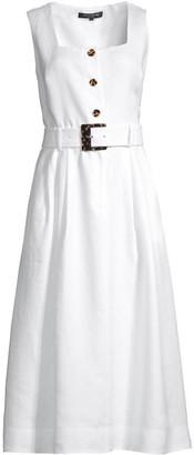 Lafayette 148 New York Chris Belted Dress