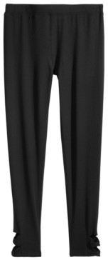 Epic Threads Big Girls Bow Lattice Leggings, Created for Macy's
