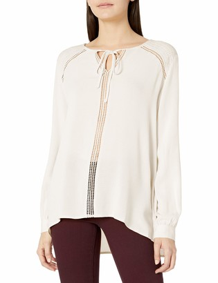 Jack by BB Dakota Women's Peasant Blouse