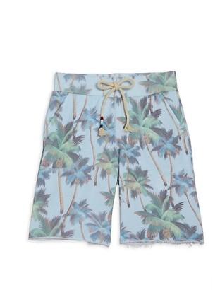 Sol Angeles Little Boy's & Boy's Palm Trees Drawstring Shorts