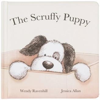 Jellycat The Scruffy Puppy Children's Book