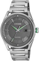 Citizen Men's Drive Stainless Steel Bracelet Watch 42mm BM6980-59H