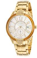 Ted Lapidus Women's Chronograph Gold-Tone Steel Dial