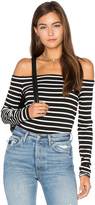 Bailey 44 Stripe Jacqueline Top