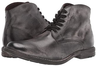 ROAN by Bed Stu Proff (Dark Grey Nappa/Rust BFS) Men's Shoes