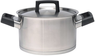 Berghoff Ron Stainless Steel Casserole Dish - 20cm