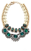 Double Strand Collar Necklace