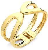 Wild Lilies Jewelry Gold Hinge Bracelet