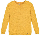 Mayoral Yellow Knitted Sweater