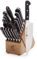 Zwilling J.A. Henckels Pro 17-Piece Knife Set