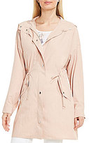 Vince Camuto Oversized Washed Soft Anorak Jacket