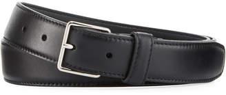 The Row Men's Sleek Leather Belt