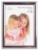 Inov-8 Inov8 British Made Traditional Picture/Photo Frame, 7x5-inch, Value Chrome