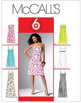 Mccall's M4440 Misses'/Miss Petite Dress In 2 Lengths