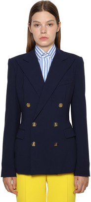 Ralph Lauren Collection Double Breasted Cashmere Camden Jacket