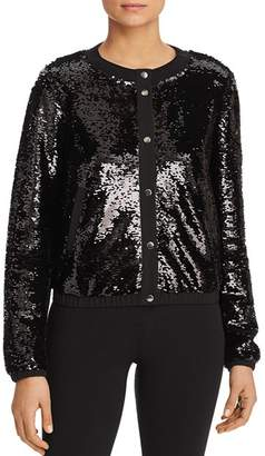 Giorgio Armani Sequined Jacket