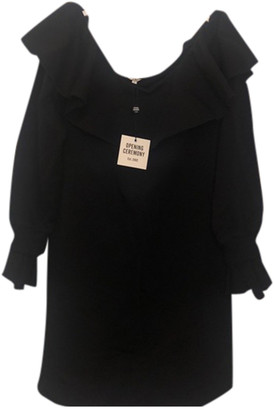Opening Ceremony Black Cotton Dresses
