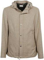 Brunello Cucinelli Cashmere Hooded Jacket
