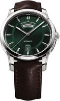 Maurice Lacroix Pontos Day & Date Green Dial Automatic Men's Watch