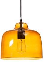 Mudhut Glass Pendant (Includes CFL Bulb)