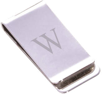 Bey-Berk Silver Plated Money Clip