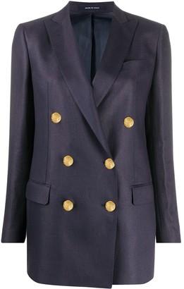 Tagliatore Jasmine oversized blazer