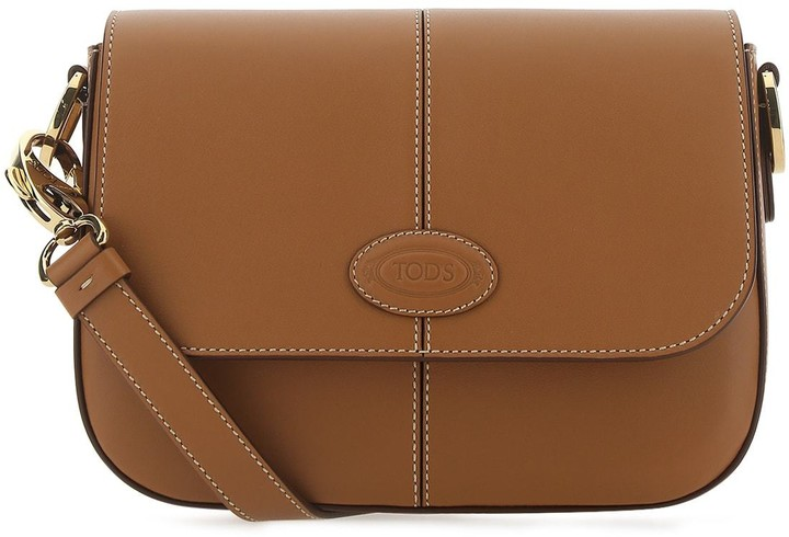 Thumbnail for your product : Tod's Logo Detail Mini Crossbody Bag
