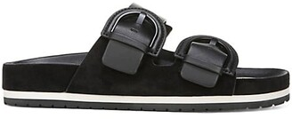 Vince Glyn Leather Slides