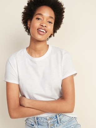 Old Navy EveryWear Slub-Knit Tee for Women
