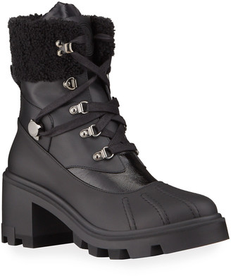Moncler Corinne All Weather Hiker Boots