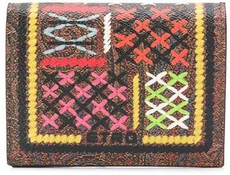 Etro Paisley-Print Billfold Wallet
