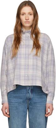 Etoile Isabel Marant Pink Ilaria Shirt