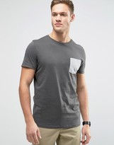 Jack and Jones Originals T-Shirt with Contrast Pocket