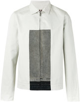 Rick Owens 'Giacca' jacket - men - Cotton - M
