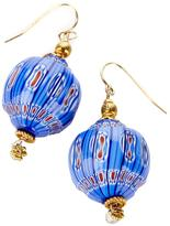 Murano The Lady From Venice Glass Earrings