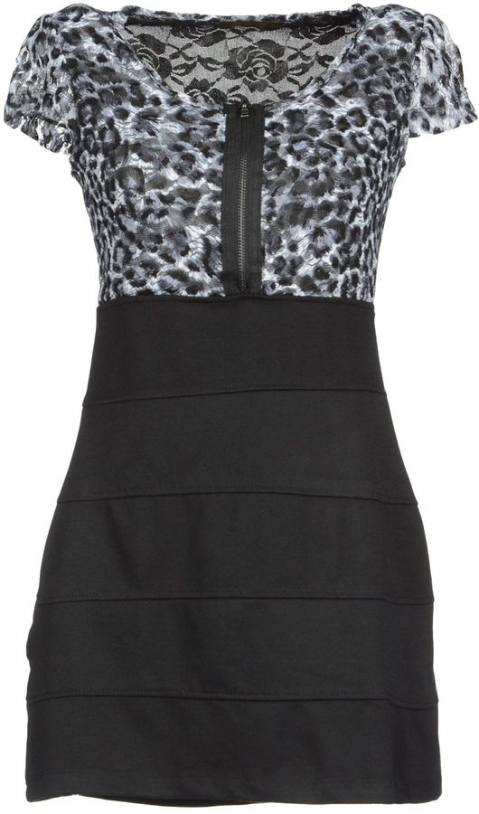 FASHION ELLE Short dresses