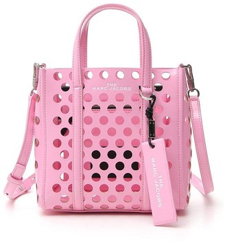 Marc Jacobs Perforated Mini Tag Tote Bag