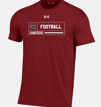 Under Armour Men's UA Performance Cotton Collegiate Sport T-Shirt