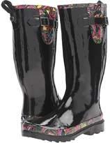 Sakroots Rhythm Women's Rain Boots