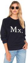 Mother The Champ Sweatshirt