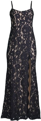 Fame & Partners The Lucienne Lace Dress