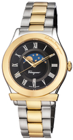 Salvatore Ferragamo 1898 Ronda 708 Quartz Moon Phase Watch, 40mm